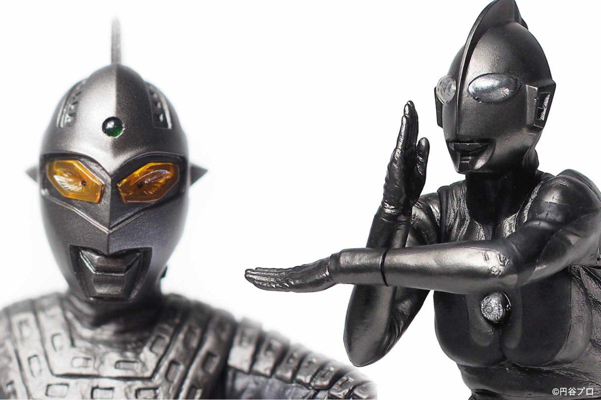 黒を基調としたこだわりのウルトラマンアイテム「ウルトラマン ブラックシリーズ」始動!