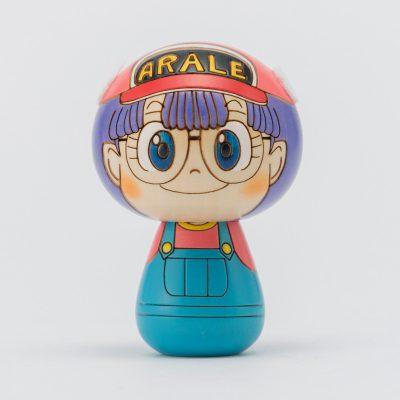 Dr.スランプ アラレちゃんこけし [アラレちゃん] by 卯三郎こけし