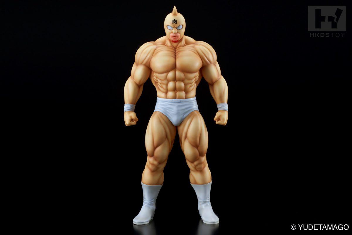ヒキダシトイ(HKDSTOY)より「キン肉マン 40cmビッグソフビシリーズ」が始動!