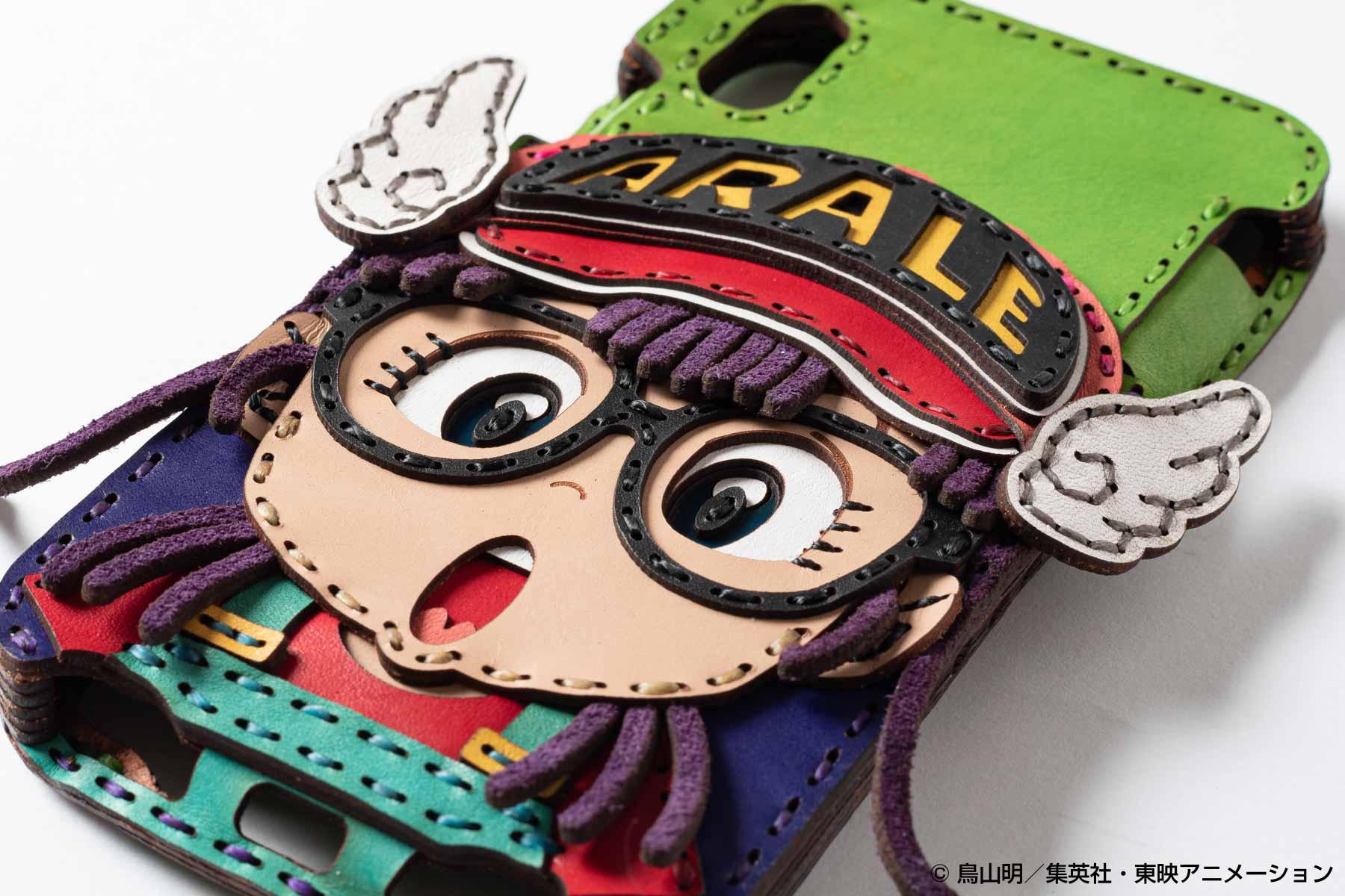 OJAGA DESIGN Dr.スランプ アラレちゃん iPhone XS Max ケース
