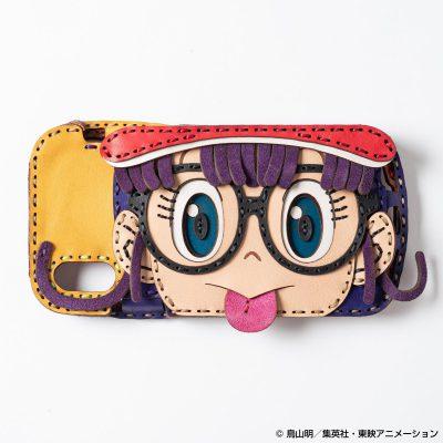 OJAGA DESIGN Dr.スランプ アラレちゃん iPhone X/XS ケース